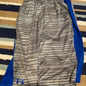 Youth Large under armour shorts